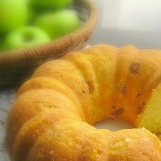 Apple Apricot Cake Recipe