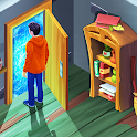 Escape Room Adventure Mystery - Parallel Room Game icon