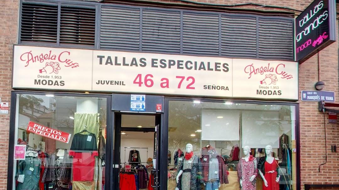Tienda Ropa Tallas Grandes Angela Cufi Tienda De Tallas Grandes En Madrid