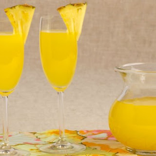 Pineapple Mimosa CBC Best Recipes Ever.