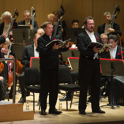 """""""Catharsis"""" is the wrong word: Britten's War Requiem"""
