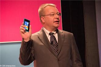 Photo: Nokia Lumia 900 - Photo by Lori Grunin