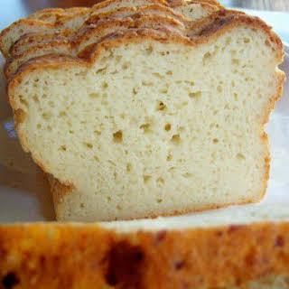 Gluten-Free Cottage Cheese Bread.