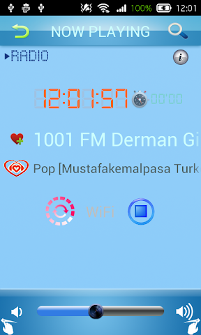 android Turkish Radio Screenshot 3