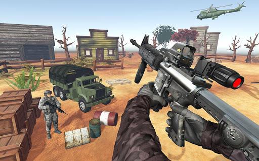 Nouveau tireur d'u00e9lite 3D- Jeux de tir gratuits OG  captures d'u00e9cran 2