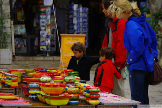 Photo: Nyons market day