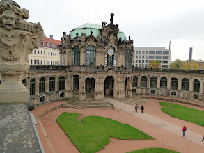 Photo: Dresden Zwinger