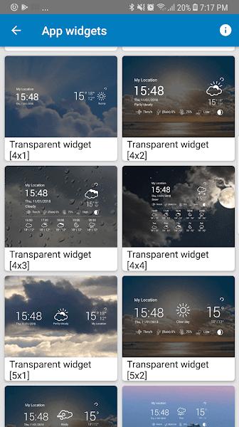 Weather Live Pro Screenshot Image