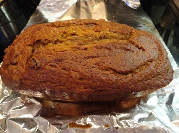 Turn out onto desired pan or tin foil. Enjoy!