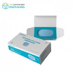 Customized Face Mask Boxes Packaging