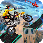 Impossible Track Extreme Stunt - Bike Racing Game