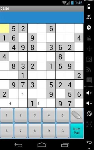 Sudoku Solver Puzzle Game 2015
