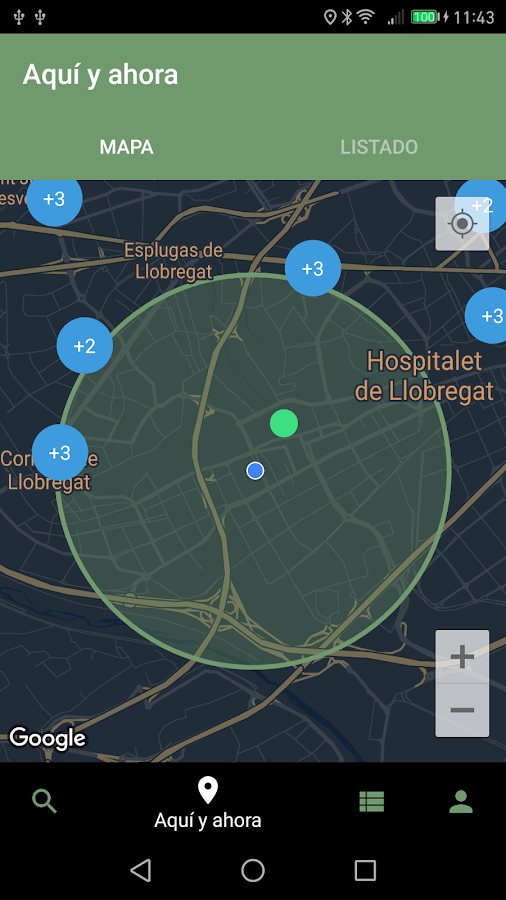 Escape Radar- screenshot