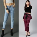 Women Jeans & Trousers Shopping icon