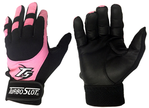 Original TurboSlot Batting Gloves in Pink