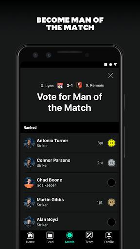 Tonsser Soccer screenshot 3
