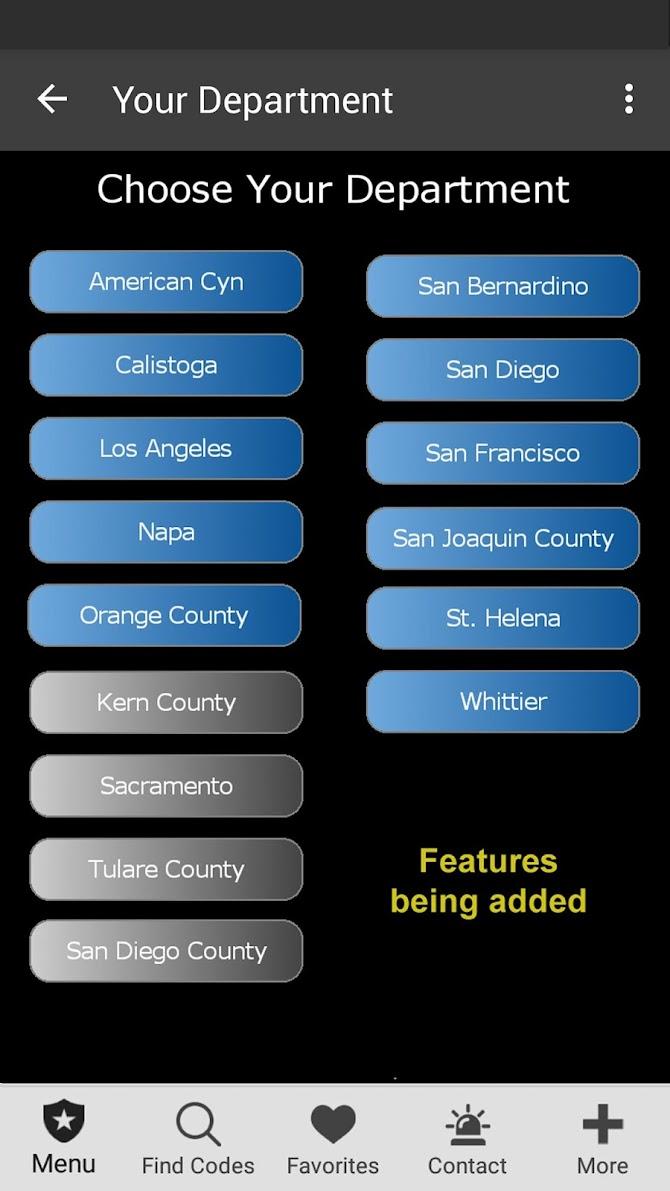 California - Pocket Brainbook Android 2