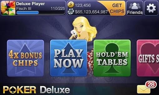 Texas HoldEm Poker Deluxe Pro 8