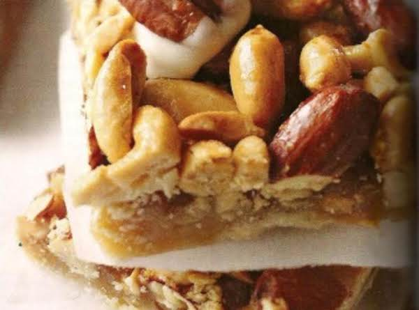 Maple Nut Pie Bars Recipe