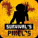 BATTLE PIXEL'S SURVIVAL GROUND APK