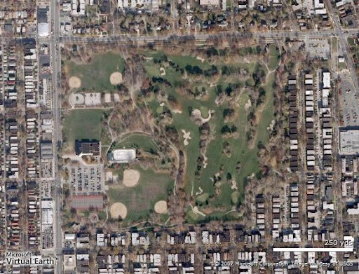 Warren Park in West Ridge/West Rogers Park