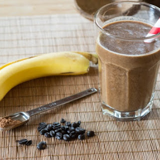 Bullet Proof Banana Smoothie