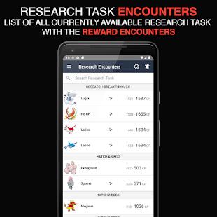 App GO Field Guide (Event Timer, Raids, Friends Code) APK for Windows Phone