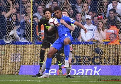 Zinho Gano est la cible d'un club de Jupiler Pro League