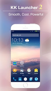 KK Launcher -Lollipop launcher Screenshot 1