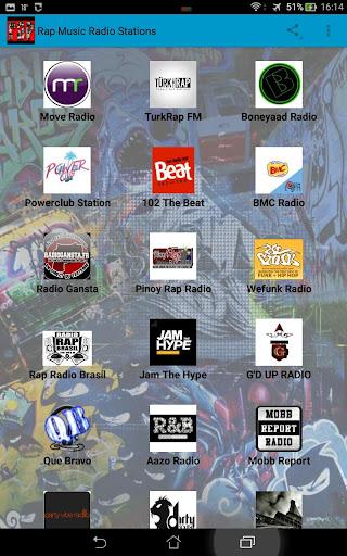 Rap Music Radio Stations