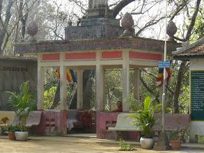 Photo: temple gate