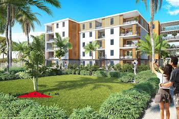 Appartement 2 pièces 47,93 m2