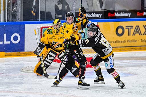 Raportti: KalPa kaatoi Kärpät Oulussa loistavan esityksen jälkeen