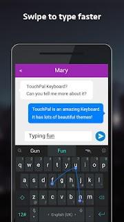 TouchPal Emoji Keyboard screenshot 06