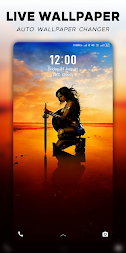 4K Superheroes Wallpapers - Live Wallpaper Changer APK screenshot thumbnail 6