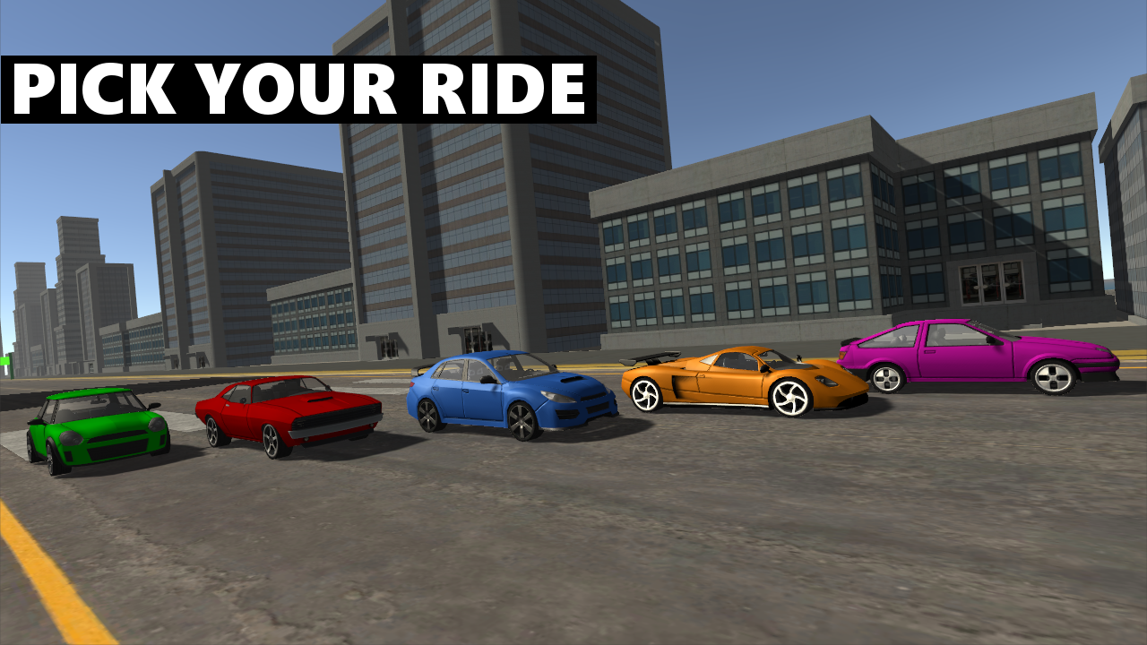 Traffic Race 3D 2 Free- screenshot