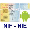 Calcular letra del NIF o NIE icon