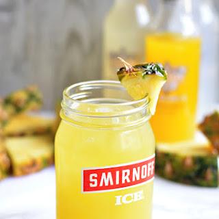 Pineapple Orange Screwdivers.