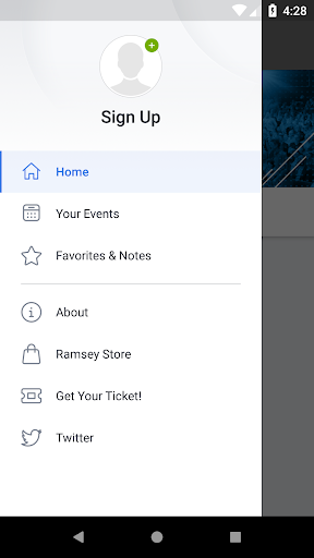 Screenshot for Ramsey Events in United States Play Store