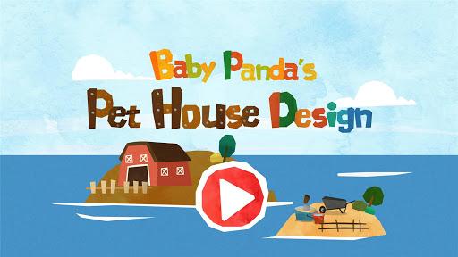 Baby Pandau2019s Pet House Design screenshots 6