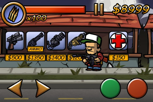 Zombieville USA screenshot 5