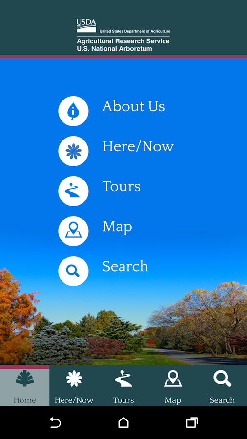 US National Arboretum Android Apps On Google Play - Us national arboretum map