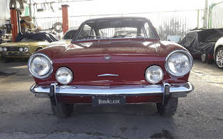 Fiat 850 Coupe Sport Rent Campania