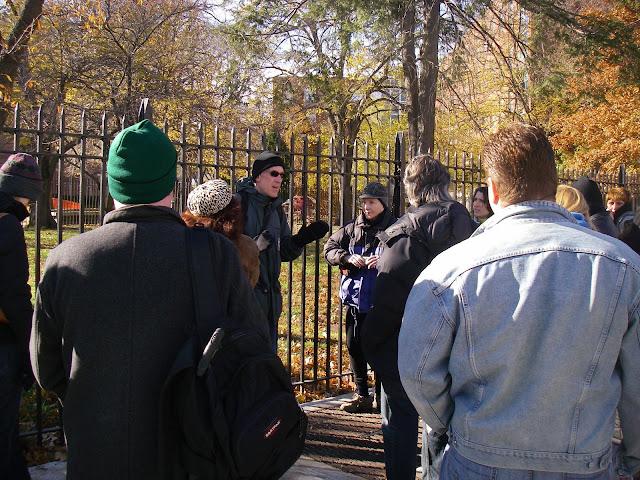 December 2007 Brooklyn Wild Parrot Safari Captured in Fabulous Photo-Essay