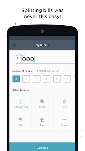 Mobile Recharge,Bill Pay, Shop Screenshot 7