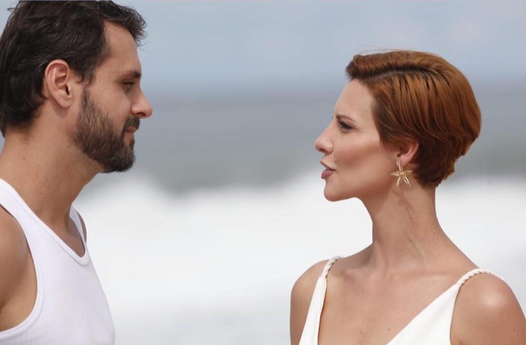 Antonio (Felipe Cunha) e Sophia (Camila Rodrigues) prometem agitar Topíssima a nova novela das sete