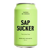 Lime Sapsucker Sparkling Tree Water