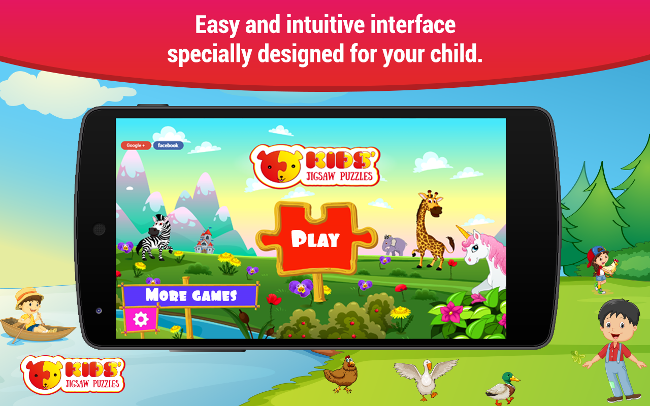 Uncategorized Free Kids Jigsaw Puzzles puzzles for kids 80 jigsaws toddlers android apps screenshot