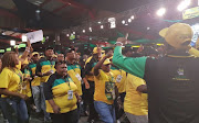 ANC members at the National Conference on 16 December 2017. President Jacob Zuma announced free tertiary education for students from poor and working class families as the conference opened.