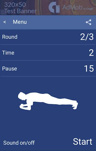 免費下載健康APP|平板支撑挑战 - 免费运动 app開箱文|APP開箱王